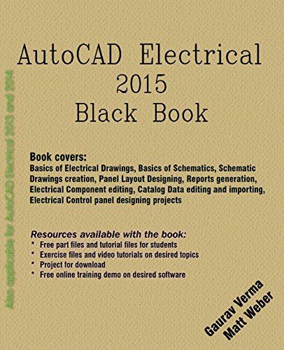 AutoCAD Electrical 2015 Black Book