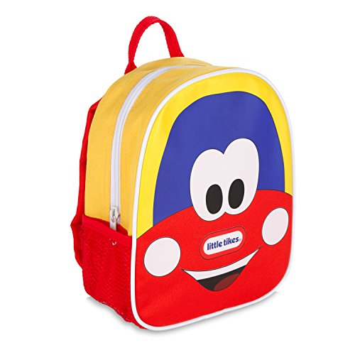 Little Tikes Backpack Harness, Cozy Coupe, Red/Yellow/Blue - 1