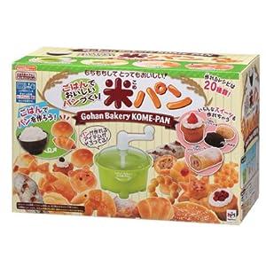 【クリックでお店のこの商品のページへ】Amazon.co.jp | ~ごはんでおいしいパンづくり~ 米パン | おもちゃ 通販