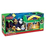 Fisher Price - Little People - On-The-Go Nativity / Christmas Set / for the holidays