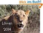 L�wen 2014 / AT-Version (Tischkalende...