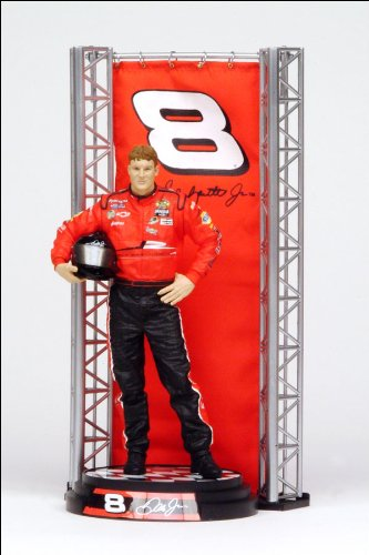 McFarlane Toys NASCAR Racing Series 3 (Mature Collector Limited Edition) - Dale Earnhardt Jr.