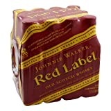 Johnnie Walker Red Label Blended Whisky 5cl Miniature - 12 Pack