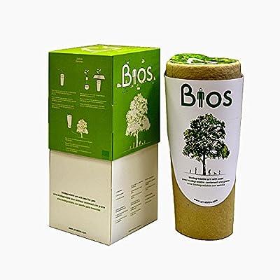 遺灰で樹木を育てる ペットロスの方のためのスペイン製樹木葬キット Bios Urn for Pet (バイアス アーン フォー ペット)