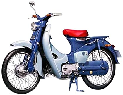 1/12 Honda スーパーカブ 1958年初代モデル