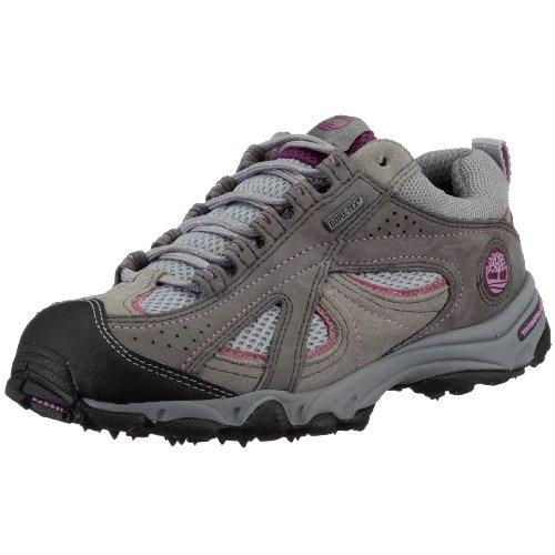 Timberland 43605 Pathlite, Women's Walking Shoes - Grey/Lavender, 38.5 EU