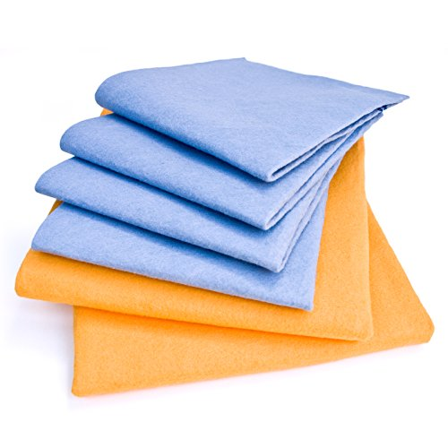 Super Chamois SC-121B Super Absorbent Cleaning Cloth (6-Pack) (Super Absorbent compare prices)