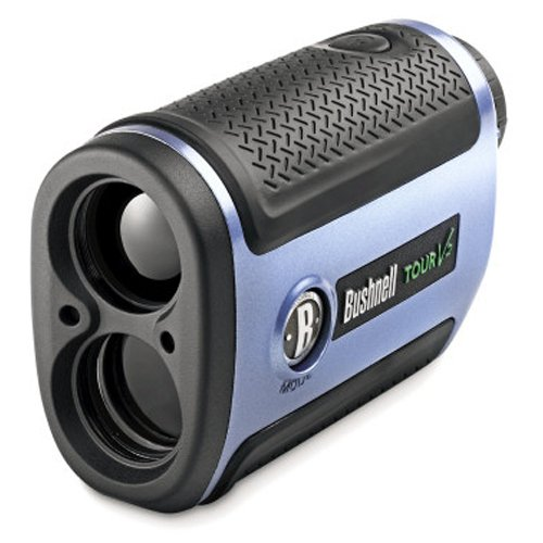 Bushnell Tour V2 Laser Rangefinder with PinSeeker in Blue