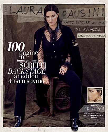 CD : Laura Pausini - Fatti Sentire Ancora: The Magazine (With DVD, With Book, Italy - Import)