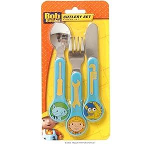 Bob the Builder Cutlery Set