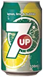 7 Up Lemon and Lime Can 330 ml (Pack of 24)