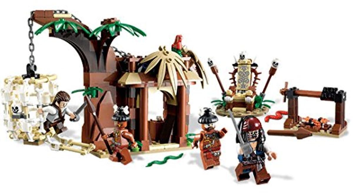 [해외] 레고 (LEGO) 캐리비안의 해적 사람 먹어 섬에서의 탈주 4182-4611542 (2011-05-12)