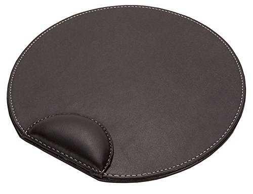 osco-faux-leather-mouse-pad-brown