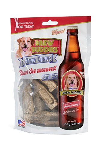 Omega Paws Buddies Brew Chew, Small
