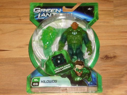 Green Lantern Movie 4 Inch GL03 Kilowog Figure