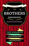 Image of The Brothers Karamazov: By Fyodor Dostoyevsky  & Illustrated (An Audiobook Free!)