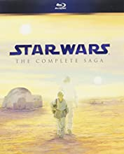 Star Wars: The Complete Saga (Episodes I-VI) [Blu-ray]