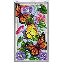 Amia Lightness Glass Window Decor Panel
