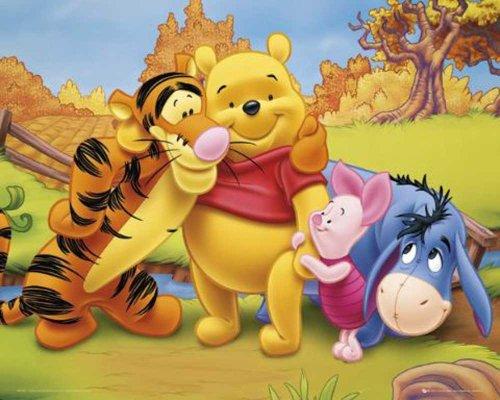 winnie pooh poster günstig kaufen