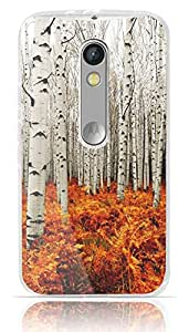 Forest Design Case For Moto X Play