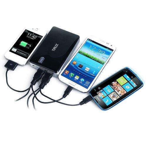 Tirux-13600mAh-Dual-Port-Power-Bank