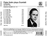 Peter Katin - Scarlatti:Katin Plays [Peter Katin] [CLAUDIO RECORDS: CR3502-6] [DVD AUDIO]