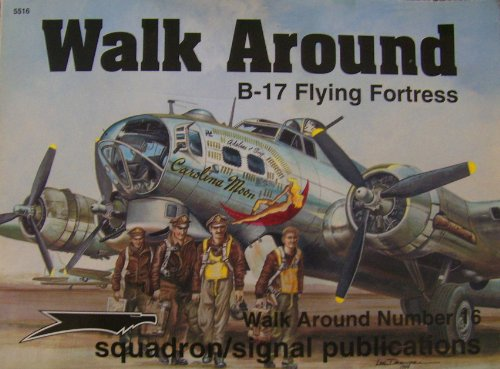 Walk Around: B-17 Flying Fortress