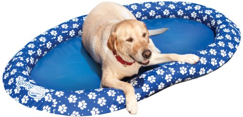 Swimways Float Paddle Paws - Large (65 lbs and Up)