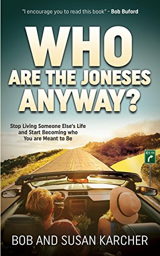 Who Are The Joneses Anyway? by Bob Karcher & Susan Karcher ebook deal