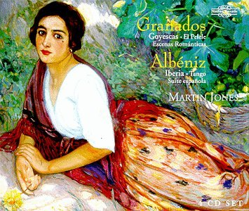 Isaac Albeniz - Granados/Albéniz: Spanish Piano Music, Vol.1 - Lyrics2You