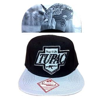 2Pac Kings Snapback Hat Cap Makaveli Death Row Records