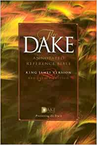 dake annotated reference bible download full