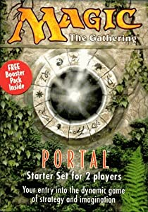 Magic the Gathering Portal Starter Deck (2 Player Theme Decks)