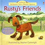 Rusty's Friends (Usborne Farmyard Tales Jigsaw Books)