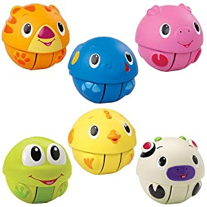 Bright Starts Having a Ball Giggables - (Colors/Styles Vary)