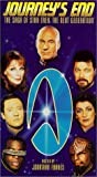 Journeys End - The Saga of Star Trek The Next Generation [VHS]