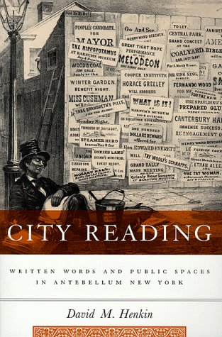 City Reading: Written Words and Public Spaces in...