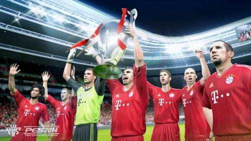 PES 2014 Pro Evolution Soccer  galerija