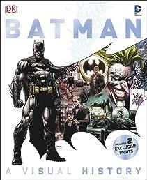 Batman A Visual History (Dk Slipcase)