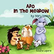 Children's book: Ado in the Meadow (Inspiring children's books collection)