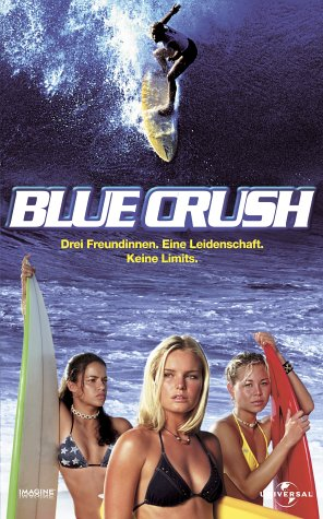 Blue Crush [VHS]