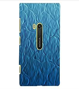 ColourCraft Pattern Design Back Case Cover for NOKIA LUMIA 920