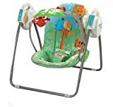 Fisher-Price Rainforest Open Top Take Along Swing