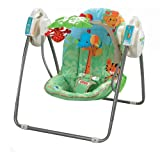 Fisher-Price Rainforest Open Top Take Along Swingby Fisher-Price