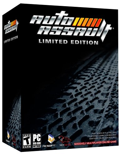 Auto Assault Limited Edition (DVD-Rom)