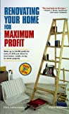 img - for Renovating Your Home for Maximum Profit, Revised 3rd Edition book / textbook / text book