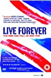 Live Forever: The Rise and Fall of Brit Pop (2003) [DVD]