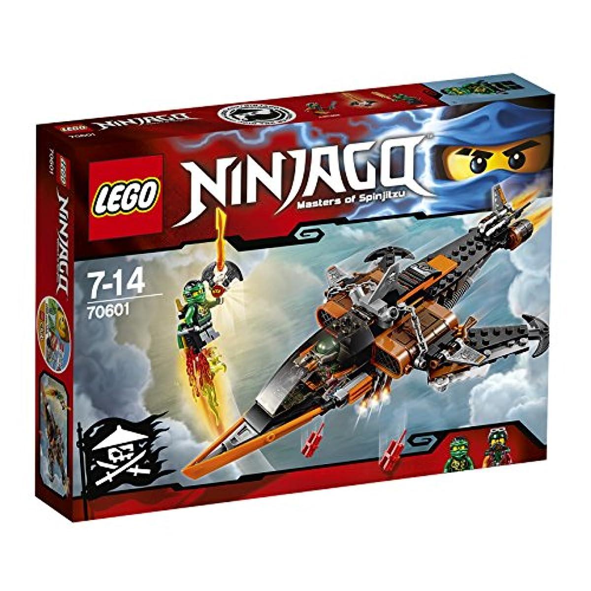 [해외] 레고 (LEGO) 닌자고 하늘의 상어고푸퍼터  70601-70601 (2016-03-18)