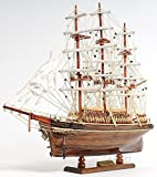 イギリス 快速帆船 カティーサーク 22インチ 模型 完成品 [並行輸入品]