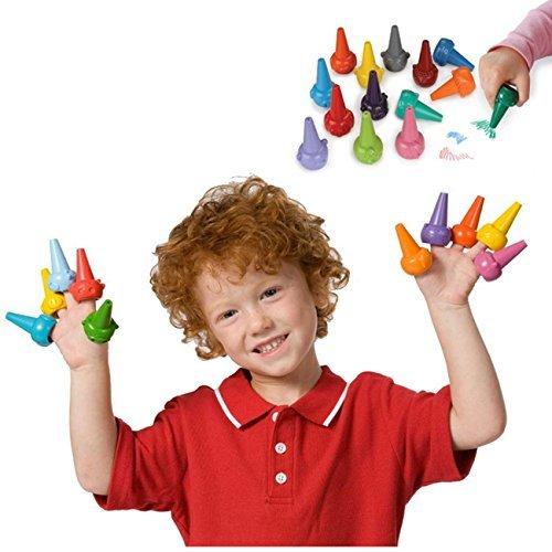 Guurachi-3D-Animals-Finger-Crayons